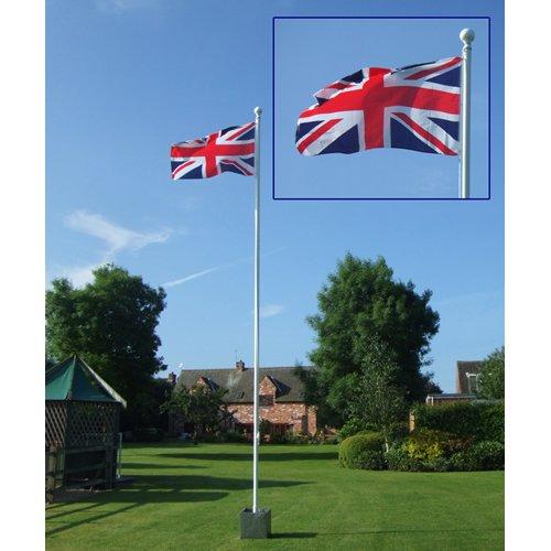 Deluxe Flagpole