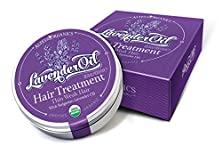 buy Aromatherapeuic Organic Hair Treatment - Bulgarian Lavender