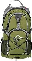 TETON Sports Oasis 1100 Hydration Backpack Green