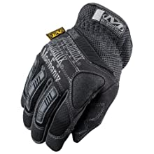 Mechanix Wear H30-05-010 Large Impact Pro Glove, Black, Large