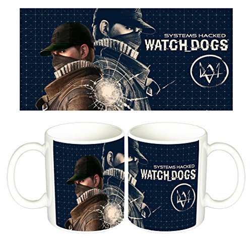 Watch Dogs A Tazza Mug