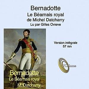 Bernadotte | Livre audio