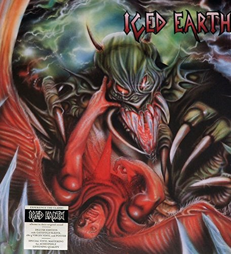 Iced Earth (Re-Issue 2015)