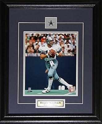 Roger Staubauch Dallas Cowboys 8x10 Frame