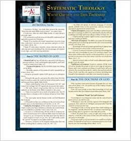 wayne grudem systematic theology study guide pdf
