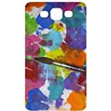 Artist Palet Back Cover Case for Samsung Galaxy S3 / SIII / I9300