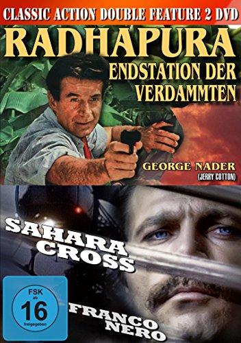 Sahara Cross - Radhapura, Endstation der Verdammten [2 DVDs]
