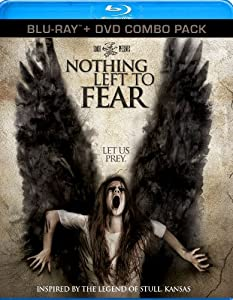 Nothing Left to Fear [Blu-ray]