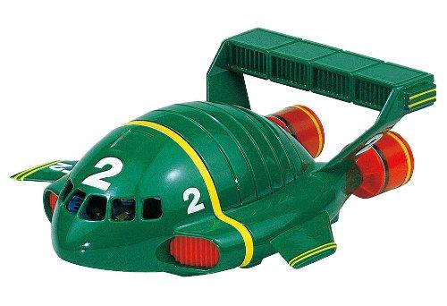 Aoshima Models Mini Thunderbird 2 Model Building Kit - 1