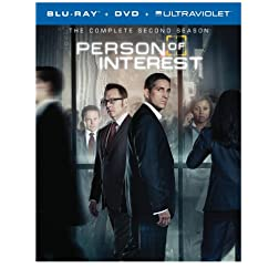 Person of Interest: Season Two [Blu-ray]