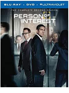 Person of Interest: Season 2 [Blu-ray]