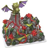 Dragon Adventure Birthday Party Cake Decorating Kit