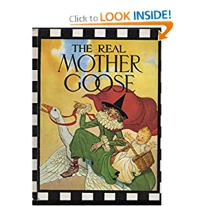 Real Mother Goose, The none and Blanche F. Wright
