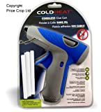 Cordless LED Glue Gun INCLUDES 3 FREE Glue Sticks