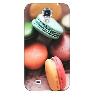 Jugaaduu Macaroons Back Cover Case For Samsung Galaxy S4 Mini I9192