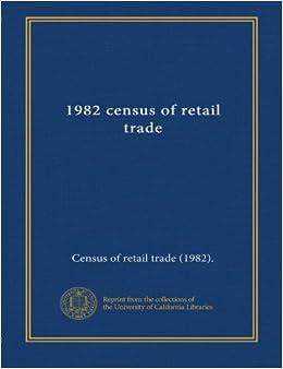 Census of Retail Trade