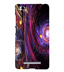 PRINTSWAG NEW ERA DESIGN Designer Back Cover Case for XIAOMI MI4I