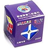 Shengshou 2x2x2 Puzzle Cube, Colors may vary