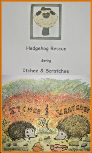 Hedgehog Rescue saving Itchee & Scratchee (Baarbaara The Sheep Tails)