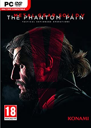 Metal Gear Solid V: The Phantom Pain - Day 1 Edition (PC DVD)
