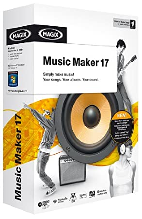 Magix Music Maker 17 (PC)