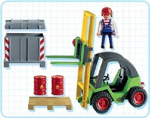 Playmobil - 3003 - La Vie de Chantier -  Elevateur