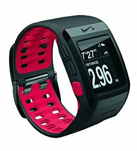 TomTom Nike+ SportWatch GPS Rouge/Noire (1JA0.054.07)