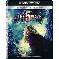 The 5th Wave [4K Ultra HD + Blu-ray]