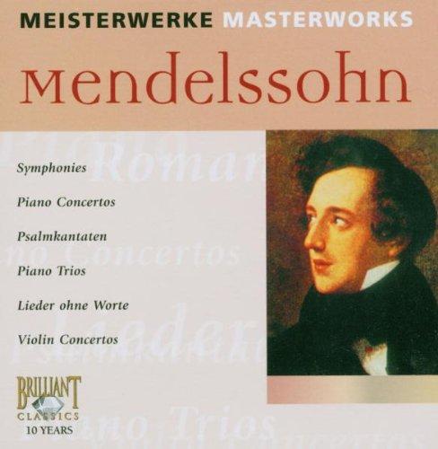Coffret Mendelssohn - 10 CD