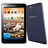 Lenovo A3300 Tablet Computer PC with Phone Call MTK8382 Quad Core 1.3GHz 7.0 inch Android 4.2 RAM 1GB ROM 16GB (Black)