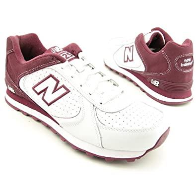 New Balance Men's ML525 Sneaker,White,9.5 D US