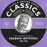 1949-1950 ~ Freddie Mitchell