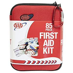 AAA 85 Piece Commuter First Aid Kit