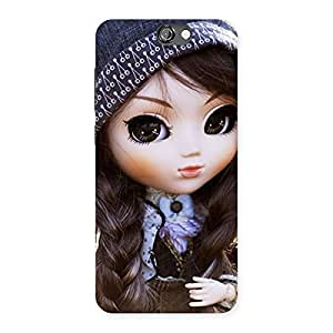 Special Sweet Angel Doll Multicolor Back Case Cover for HTC One A9