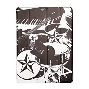 Poetic Cover Mate Plus case for The New iPad (3rd Gen) / iPad 3 / iPad HD White Rock