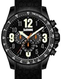BLACKHAWK Race Operator Chronograph Watch with Gray Numerals