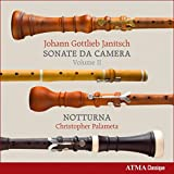 Chamber music for oboes and strings, volume II Palameta/Notturna
