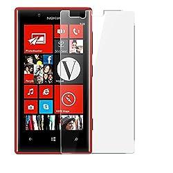 SAVVY(TM) lumia 720 Screen protector, Scratch Guard, Screen Protector Scratch Guard For Nokia lumia 720