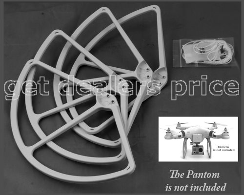 Propeller guard for Phantom & Phantom 2 Vision