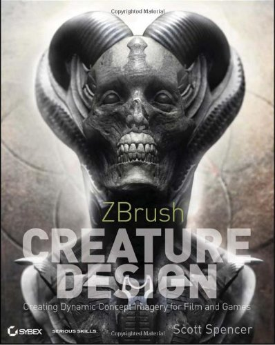 ZBrush Creature Design: Creating Dynamic Concept Imagery...