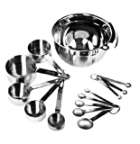 COOK'S CHOICE CKCMK1005 Cookware Bundle, 14 Piece