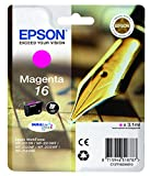 Epson 16 Series Ink Cartridge - Magenta