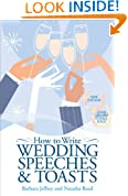 How to Write Wedding Speeches and Toasts: Everything You Need to Build a Successful Speech