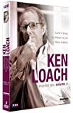 Coffret 2 DVD Ken Loach , vol. 2 : my name is joe ; carla's song