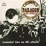 Live Streets Rouen France Paragon Brass Band
