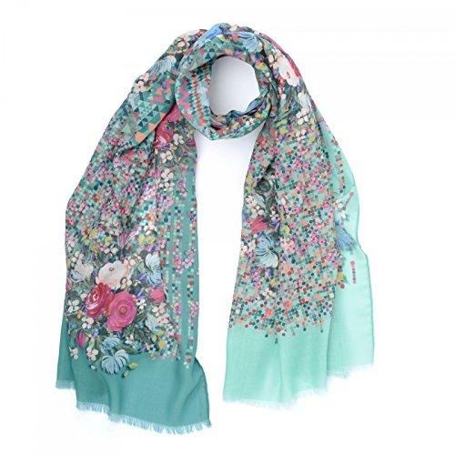 oilily-diamond-flowers-shawl-mint