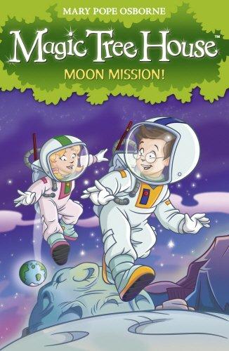 Magic Tree House 8: Moon Mission!