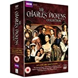 The Charles Dickens BBC Collection Box Set: Pickwick Papers / Oliver Twist / A Christmas Carol / Martin Chuzzlewit / David Copperfield / A Tale of Two Cities / Great Expectations / Our Mutual Friend [Import anglais]par Michael Hordern