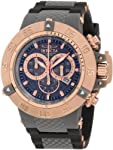 Invicta Men's 0932 Anatomic Subaqua Collection Chronograph Watch from Invicta