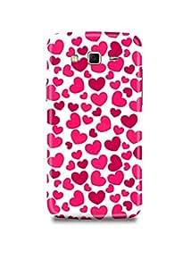 Heart Pattern Samsung Grand Prime Case